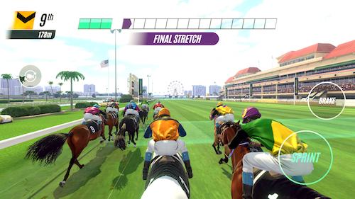 Rival Stars Horse Racing Ekran Görüntüleri - 6