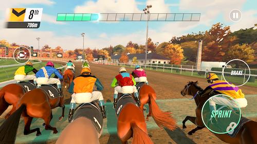 Rival Stars Horse Racing Ekran Görüntüleri - 7