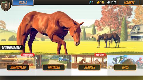 Rival Stars Horse Racing Ekran Görüntüleri - 8