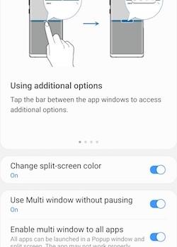 Samsung MultiStar Ekran Görüntüleri - 1
