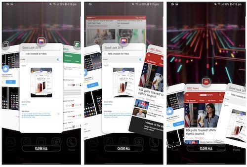 Samsung Task Changer Ekran Görüntüleri - 1