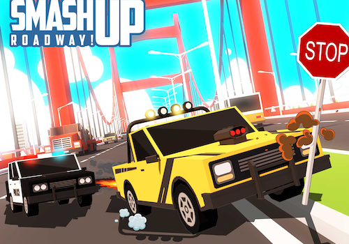 Smashy Road Rage Ekran Görüntüleri - 1