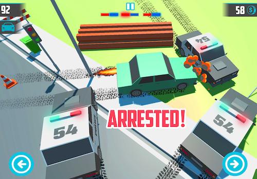 Smashy Road Rage Ekran Görüntüleri - 4