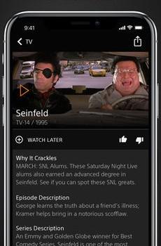 Sony Crackle Ekran Görüntüleri - 4