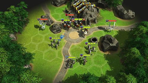 SpellForce - Heroes & Magic Ekran Görüntüleri - 4