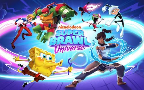 Super Brawl Universe Ekran Görüntüleri - 1