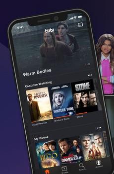 Tubi TV Ekran Görüntüleri - 1