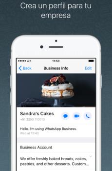 WhatsApp Business Ekran Görüntüleri - 1