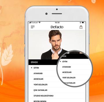 DeFacto Ekran Görüntüleri - 3