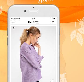 DeFacto Ekran Görüntüleri - 5