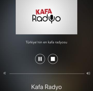 Kafa Radio Ekran Görüntüleri - 3