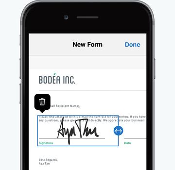 Adobe Fill & Sign Ekran Görüntüleri - 5