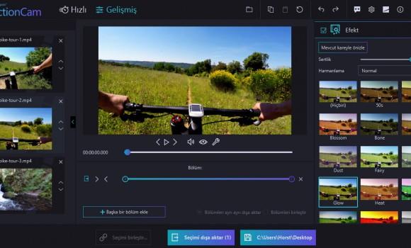Ashampoo ActionCam Ekran Görüntüleri - 3
