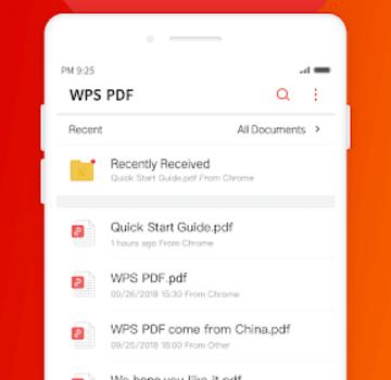 WPS PDF Ekran Görüntüleri - 3