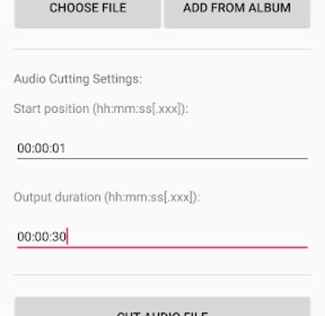 Audio Converter Ekran Görüntüleri - 3
