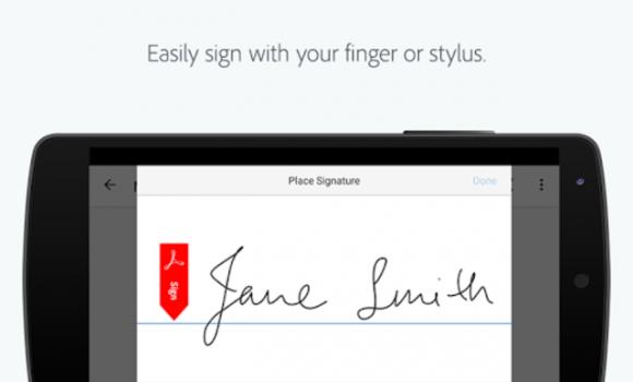Adobe Fill & Sign Ekran Görüntüleri - 4