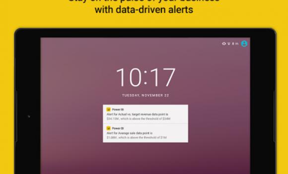 Microsoft Power BI Ekran Görüntüleri - 15