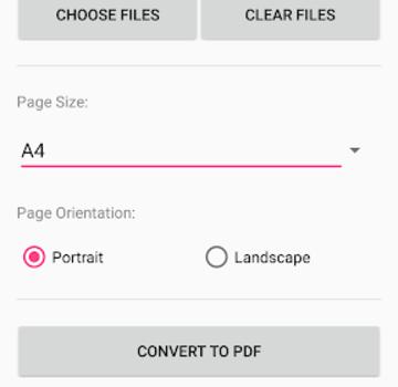 PDF Converter Ekran Görüntüleri - 4