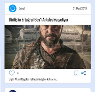 Antalya Akıllı Şehir Ekran Görüntüleri - 4