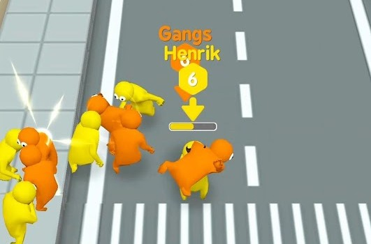 Gangs.io 4 - 4