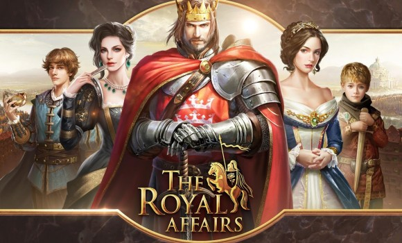 The Royal Affairs 1 - 1