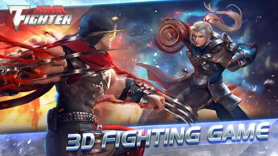 Final Fighter Ekran Görüntüleri - 3