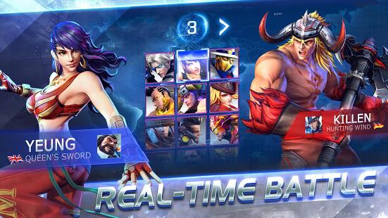 Final Fighter Ekran Görüntüleri - 1