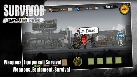 Survivor - DangerZone Ekran Görüntüleri - 1