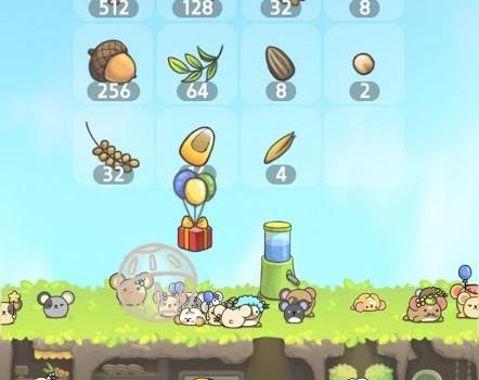 2048 HamsLAND-Hamster Paradise Ekran Görüntüleri - 1