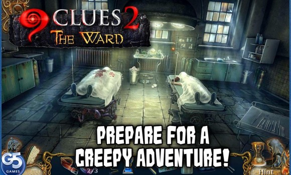 9 Clues 2: The Ward Ekran Görüntüleri - 2