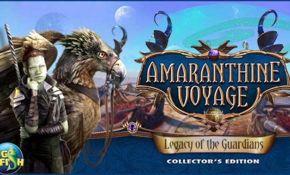 Amaranthine Voyage: Legacy of the Guardians Ekran Görüntüleri - 2