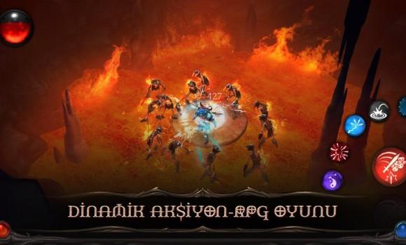 Blade Bound: Hack'n'Slash of Darkness Aksiyon RPG Ekran Görüntüleri - 2