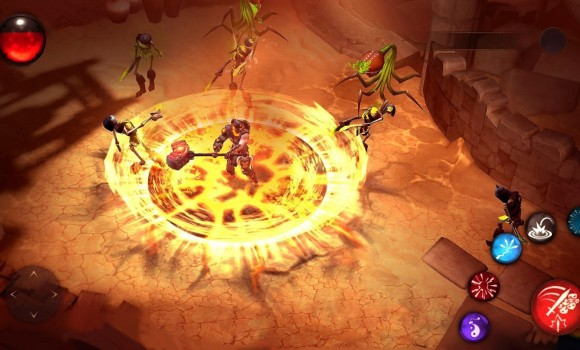 Blade Bound: Hack'n'Slash of Darkness Aksiyon RPG Ekran Görüntüleri - 1