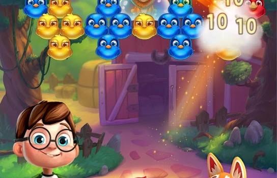 Bubble Birds V Shooter Ekran Görüntüleri - 1