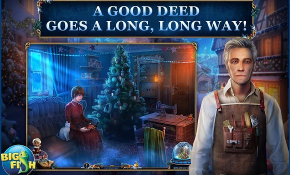Christmas Stories: The Gift of the Magi Ekran Görüntüleri - 2