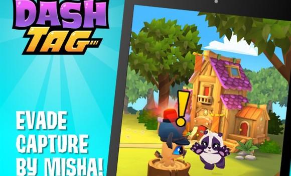 Dash Tag-Fun Endless Runner Ekran Görüntüleri - 2