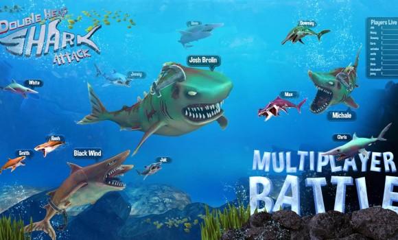 Double Head Shark Attack Ekran Görüntüleri - 1