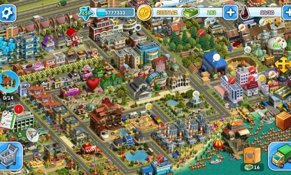 Eco City Ekran Görüntüleri - 1
