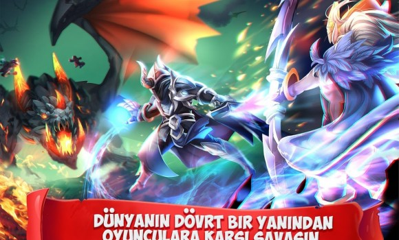 Epic Summoners: Monsters War Ekran Görüntüleri - 1