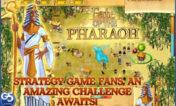 Fate of the Pharaoh Ekran Görüntüleri - 1