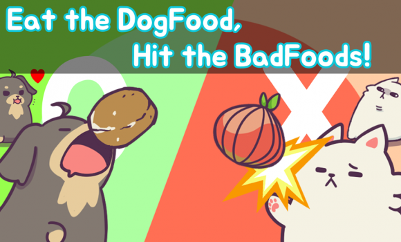 FeeDog-Raising Puppies Ekran Görüntüleri - 1