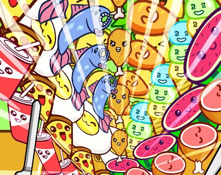 Food Evolution-Clicker Game Ekran Görüntüleri - 1