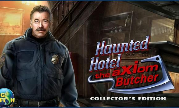 Haunted Hotel: The Axiom Butcher Ekran Görüntüleri - 1