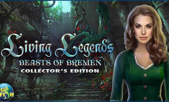 Hidden Object - Living Legends: Beasts of Bremen Ekran Görüntüleri - 2
