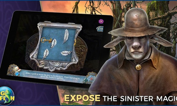 Hidden Object - Living Legends: Beasts of Bremen Ekran Görüntüleri - 1
