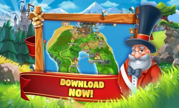 Idle Kingdom Builder Ekran Görüntüleri - 2