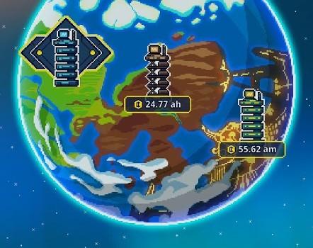Idle Space Tycoon - Incremental Cash Game Ekran Görüntüleri - 3