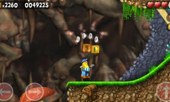 Incredible Jack: Jumping & Running Ekran Görüntüleri - 3