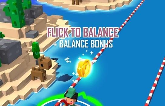 Jump Rider: Crazy Boat Ekran Görüntüleri - 1