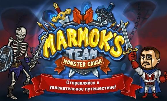 Marmok's Team Monster Crush RPG Ekran Görüntüleri - 3